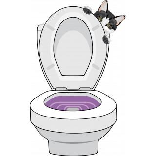Туалеты, Лотки, Совки для кошек