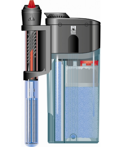 Фильтр-термо внутренний DG - 100/C с нагревателем VTX 0008052