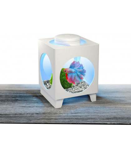 Tetra Betta Projector аквариум-проектор белый 1,8 л 258938