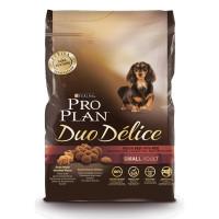 Pro Plan DUO DÉLICE Сухой корм для взрослых собак мелких и карликовых пород с курицей и рисом