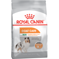 Royal Canin MINI COAT CARE Корм для собак с тусклой и сухой шерстью