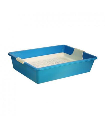 ZOOexpress Туалет для кошек КИС глубокий 40,5*30*9 см