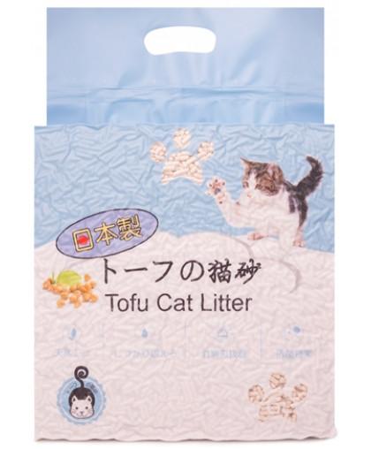Hakase Arekkusu наполнитель комкующийся тофу (оригинальный)