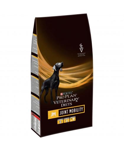 Pro Plan Veterinary diets JM сухой корм для собак при заболеваниях суставов