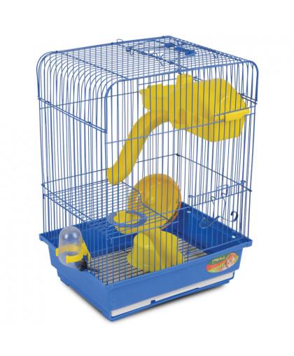 Triol Клетка YD128 для мелких животных, эмаль, 300*230*410мм