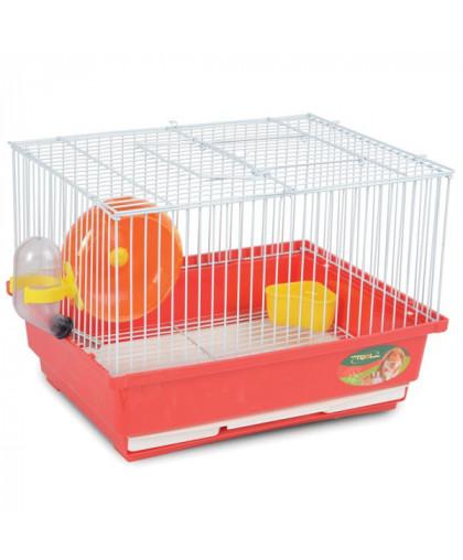 Клетка для грызунов 30*23*21 см YD-114