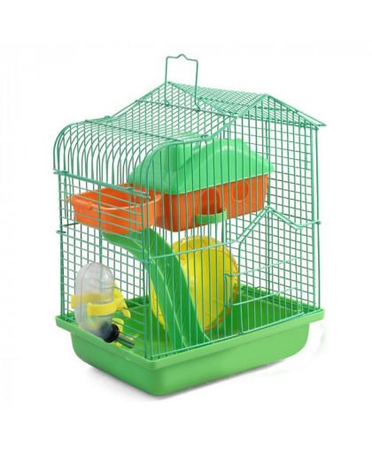 Клетка для грызунов 22,5*17*29 см YD-256