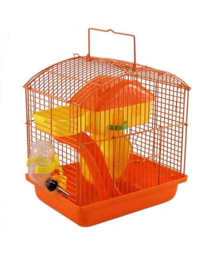 Клетка для грызунов 22,5*17*25 см YD-258