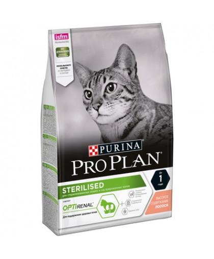 Pro Plan After Care сухой корм для кастрированных, стерилизованных кошек. Лосось/Тунец