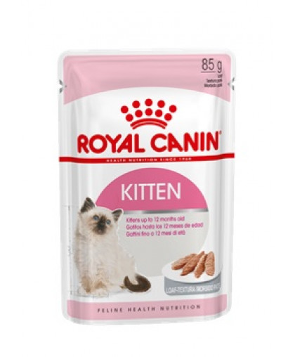 Royal Canin Kitten Instinctive паштет для котят от 4 до 12 месяцев 85 гр