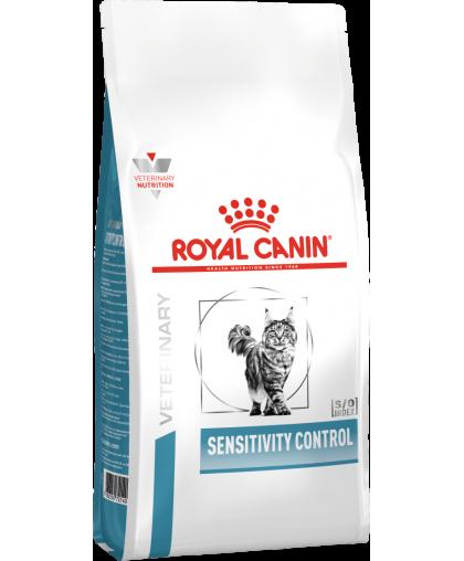 Royal Canin Sensitivity Control для кошек при пищевой аллергии на утке*