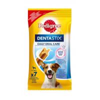 Pedigree Denta Stix лакомство для собак для ухода за зубами для собак мелких пород 110гр*