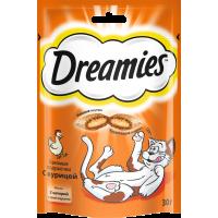 Dreamies лакомство для кошек 30гр*