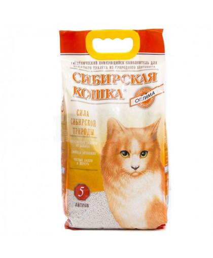Сибирская Кошка Оптима (комкующийся)*