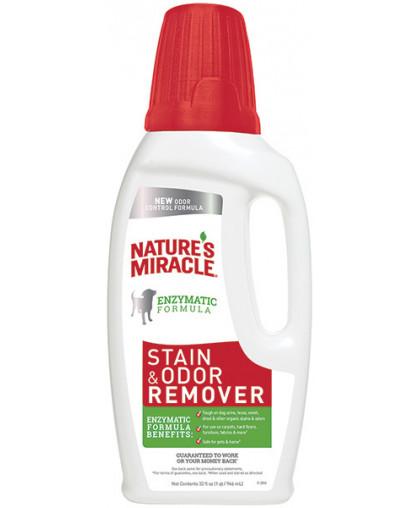 8in1 уничтожитель пятен и запахов от собак NM универсальный 945 мл