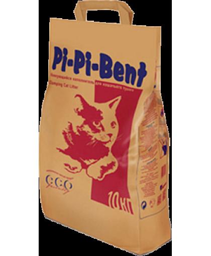 Pi-Pi-Bent Classic Наполнитель для кошачьего туалета комкующийся крафт-пакет