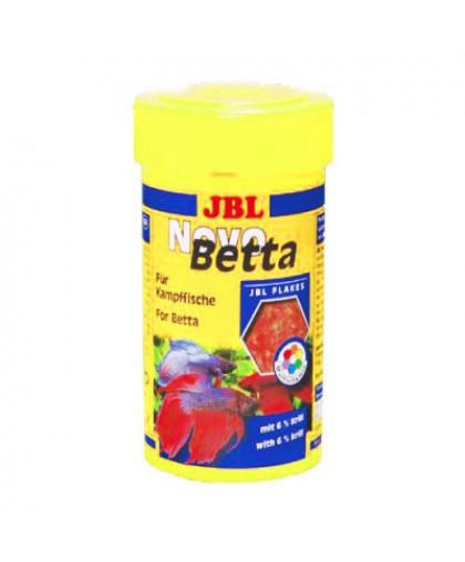 JBL NovoBetta Основной корм для петушков 100мл
