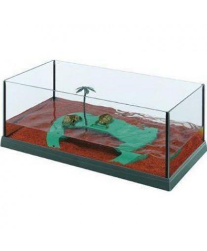 Террариум FERPLAST HAITI-50 Емкость-аквариум для черепах
