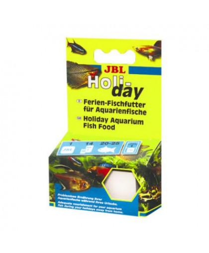JBL Holiday Корм для рыб  на время отпуска 33г