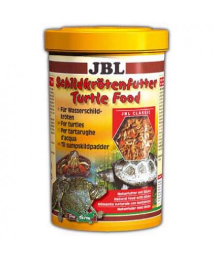 JBL Schildkrötenfutter   Основной корм для черепах 1000мл (120г)