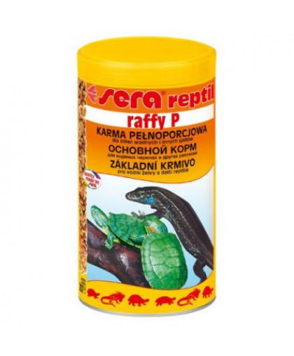 SERA Raffy P Корм для рептилий 1000мл