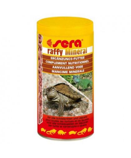 SERA Raffy Mineral Корм для рептилий  250мл