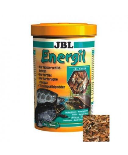 JBL Energil Корм   из целиком высушенных рыб и рачков для крупных водных черепах 1л. (150г)