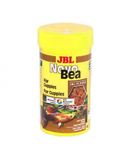 JBL NovoBea Корм для гуппи и других маленьких аквариумных рыб 100мл (30г)
