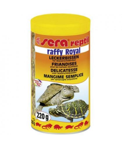 SERA Raffy Royal Корм для рептилий 1000мл