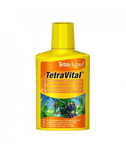 TETRA ВИТАЛ Витамины для рыб  500мл