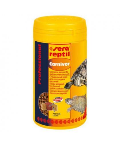 SERA Reptil Professional Carnivor Корм для рептилий  1000мл