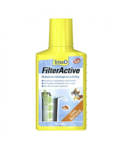 Кондиционер TETRA FilterActive для поддержания биологической среды 100мл