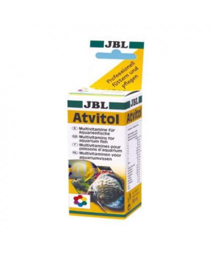 Мультивитаминная смесь JBL Atvitol с комплексом аминокислот 50мл