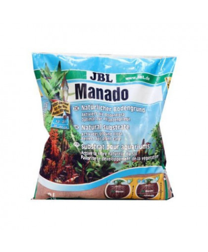 Питательный грунт для растений JBL Manado 1,5л