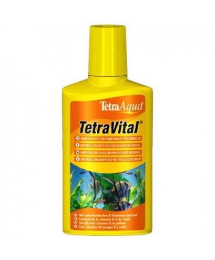 TETRA ВИТАЛ Витамины для рыб  100мл