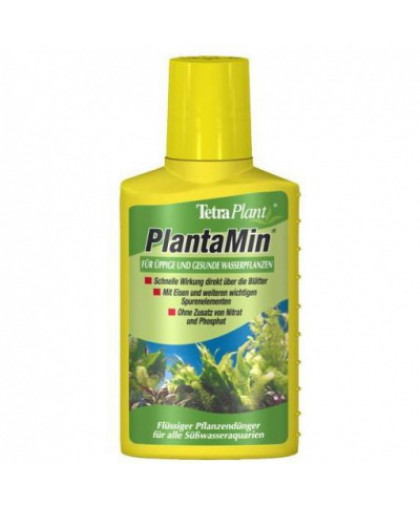 Подкормка для растений TETRA ПЛАНТА МИН 250мл