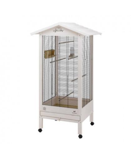 Вольер для птиц FERPLAST HEMMY деревянный 84,5x65,5x165см
