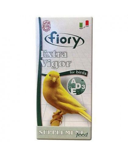FIORY Extra Vigor Кормовая добавка для птиц  с витаминами  36 мл