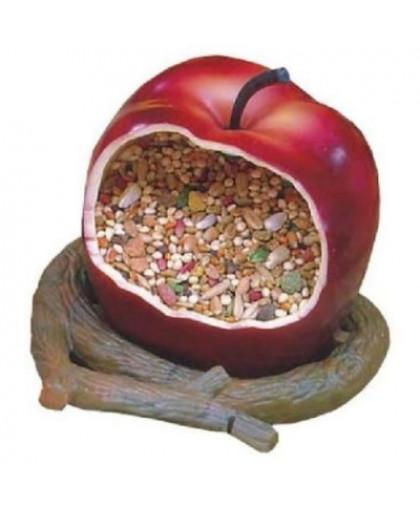 Кормушка для птиц PENN-PLAX Яблоко внутренняя напольная