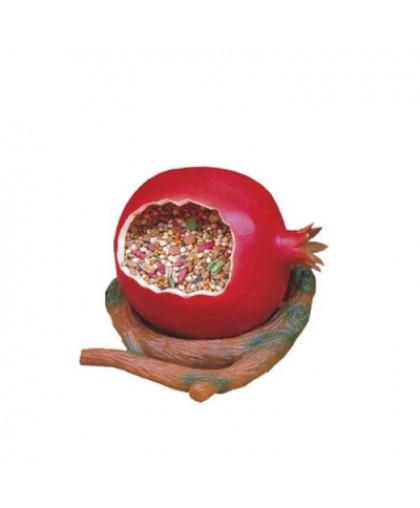 Кормушка для птиц PENN-PLAX Гранат внутренняя напольная