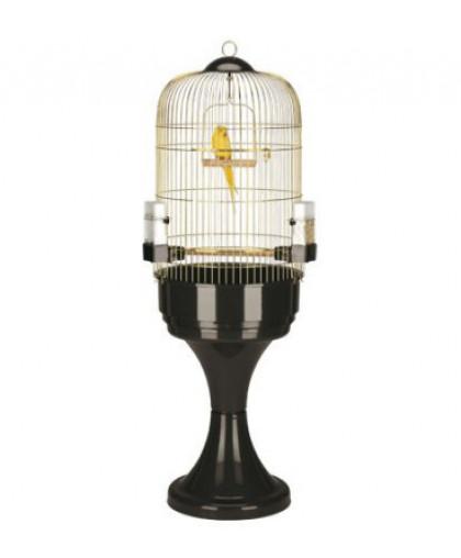 Вольер для птиц FERPLAST MAX 6 золото, с подставкой