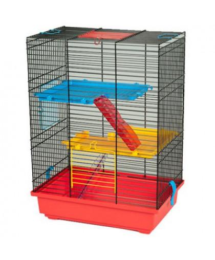 Клетка для грызунов INTER-ZOO Teddy 2 для крыс