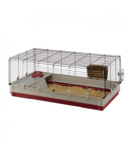 Клетка для грызунов FERPLAST KROLIK X-LARGE BORDO