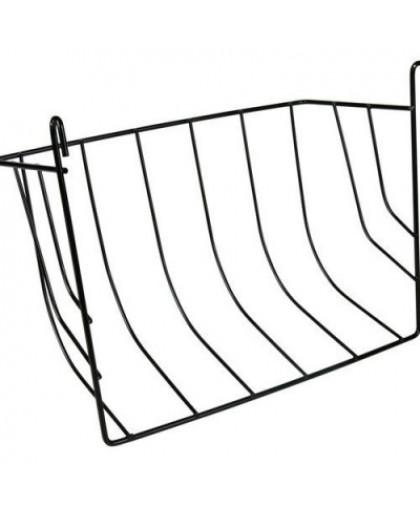 Кормушка для грызунов TRIXIE держатель под сено 13х18х12см