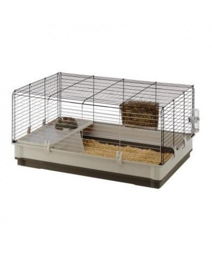 Клетка для грызунов FERPLAST KROLIK LARGE VERDE 100x60x50см