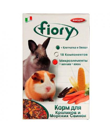 FIORY CONIGLI E CAVIE Корм для грызунов  смесь для морских свинок и кроликов сух. 850г