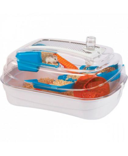 Клетка для грызунов FAUNA INTERNATIONAL Abode 53х39х27см пластик
